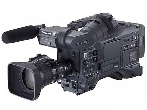 松下AG-HPX500MC摄像机