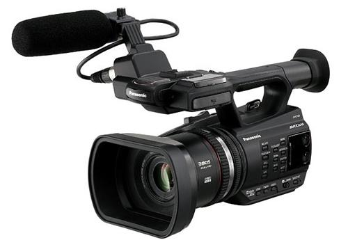 松下AG-AC160A摄录一体机